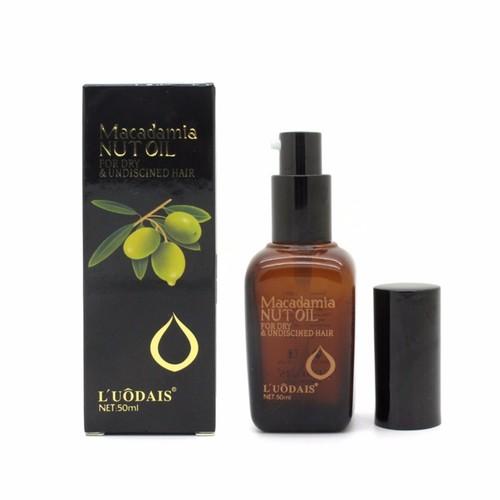 Tinh chất dưỡng tóc Oliu Macadamia Nut Oil