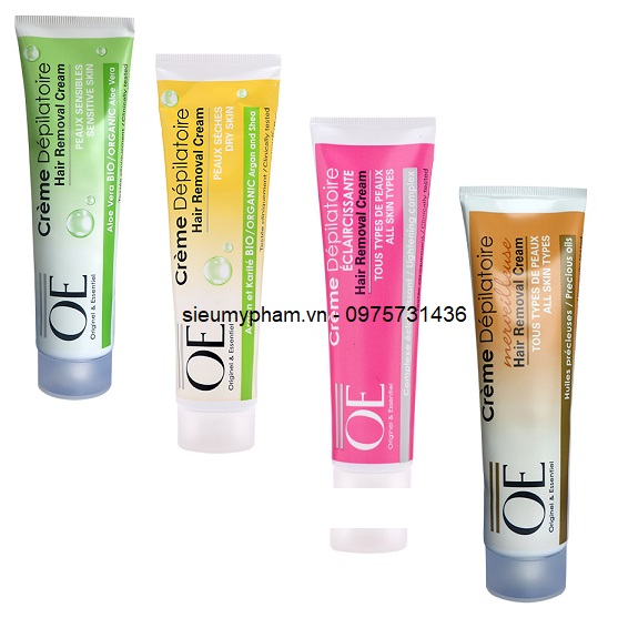OE Hair Removal Cream 100ml
