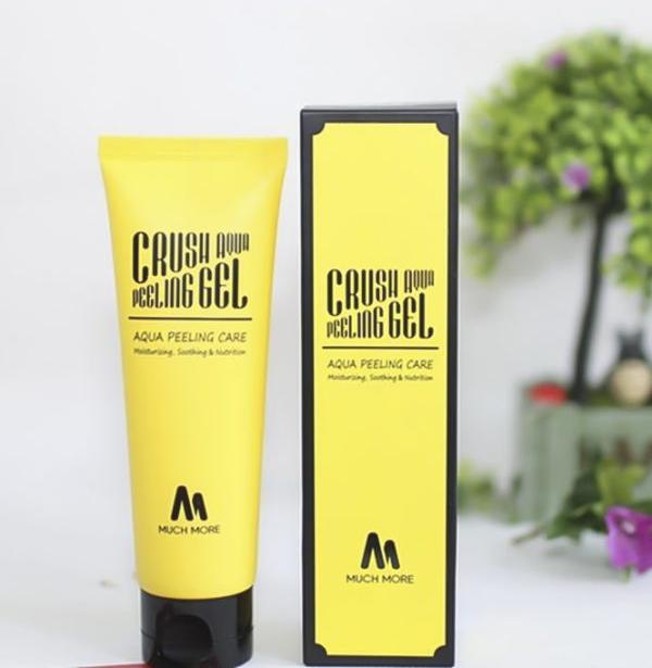 TẨY DA CHẾT MUCH MORE CRUSH AQUA PEELING GEL