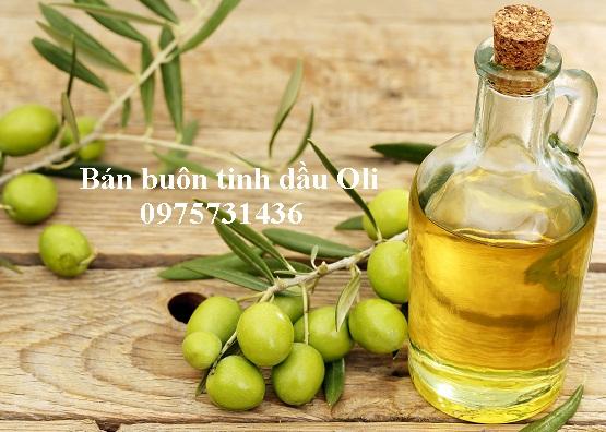 Bán buôn tinh dầu Oliu