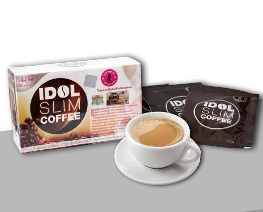 Cà phê giảm cân Thái Lan Idol Slim Coffee Sài Gòn