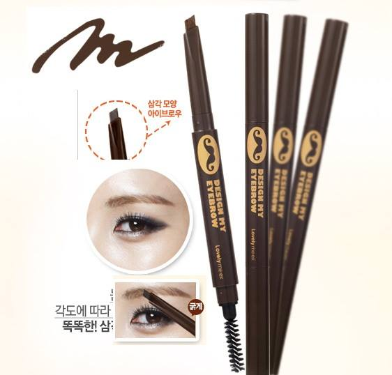 Chì kẻ mày Lovely meex Design My Eyebrow