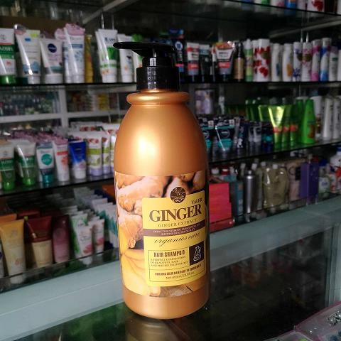 Dầu gội Gừng Ginger Value