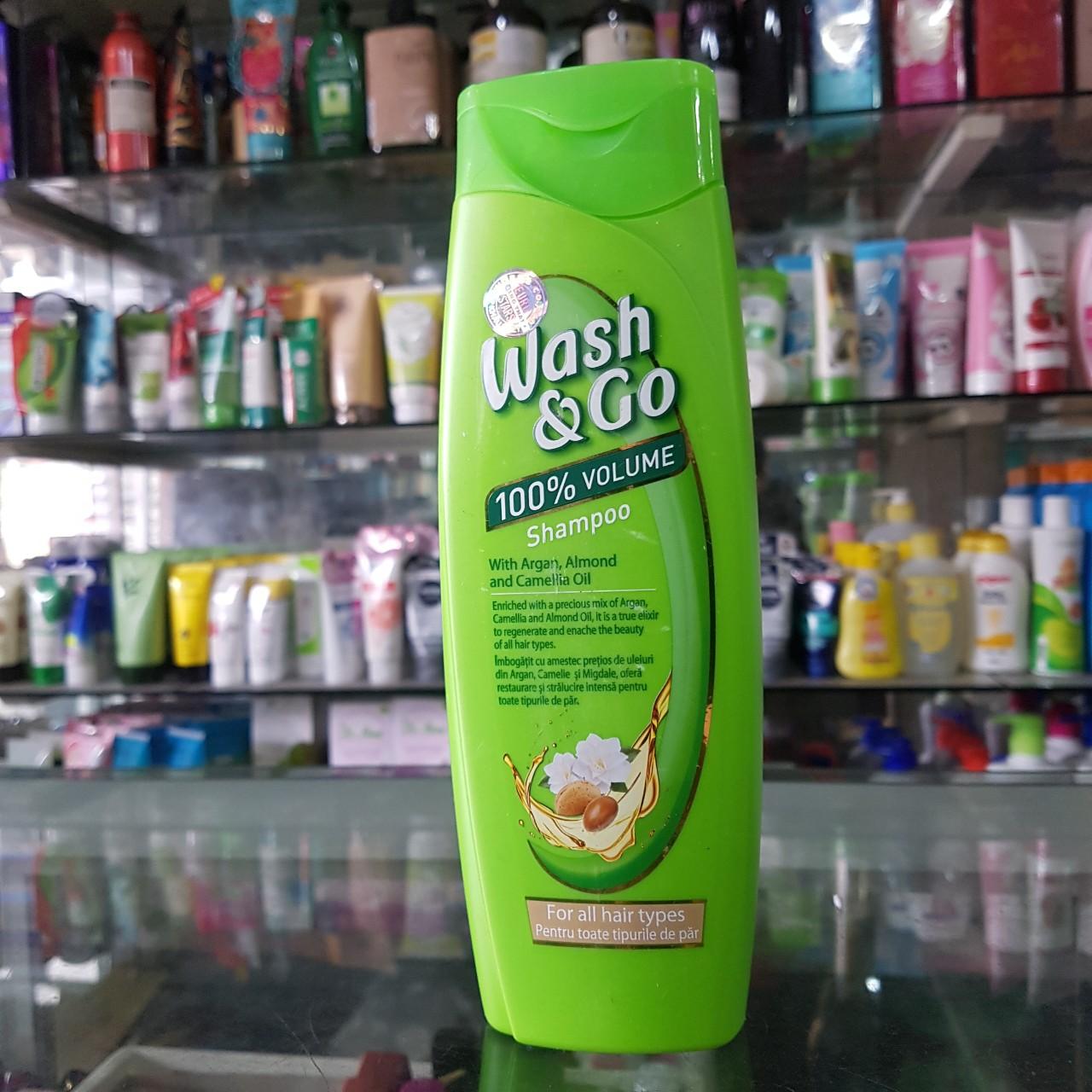 Dầu gội Wash & Go