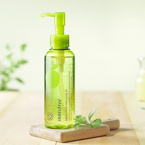 Dầu tẩy trang Apple Seed Cleansing Oil Innisfree Hàn Quốc