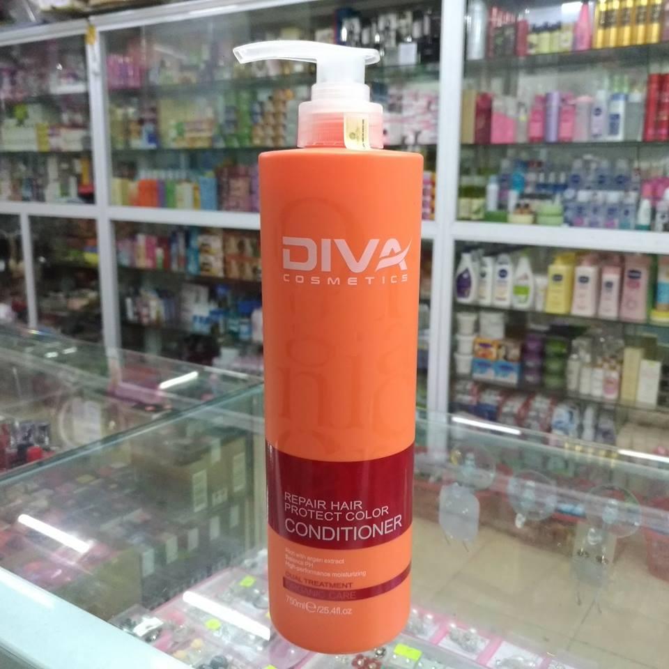 Dầu hoàn hình Diva Ý 750ml