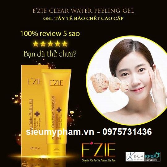 Tẩy da chết Ezie Clear Water Peeling Gel Hàn Quốc