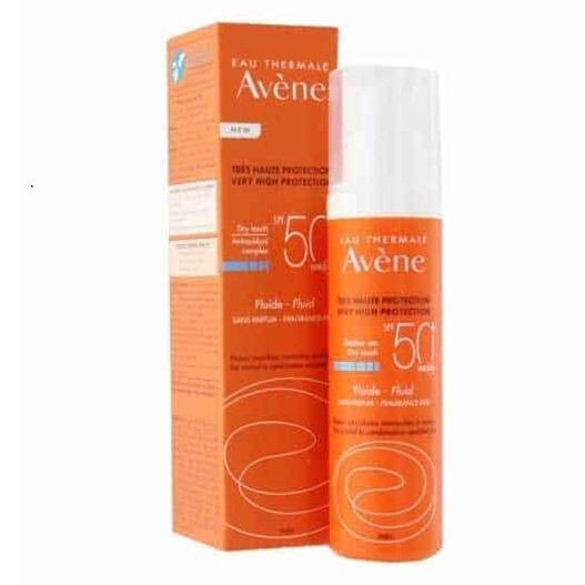 Kem chống nắng Avene Fluide SPF 50+