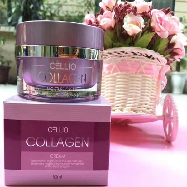 Kem dưỡng Collagen Cellio