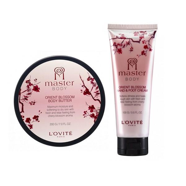 Kem dưỡng thể Orient Blossom Body Butter