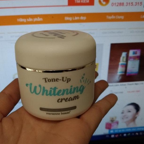 Kem dưỡng trắng da Tone Up whitening Cream 50g