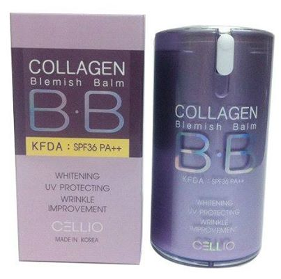 BB cream Collagen Cellio