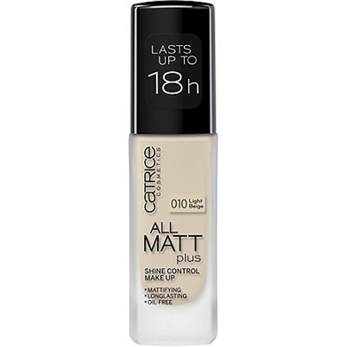 Kem nền Catrice All Matt Plus Shine Control Make Up Đức