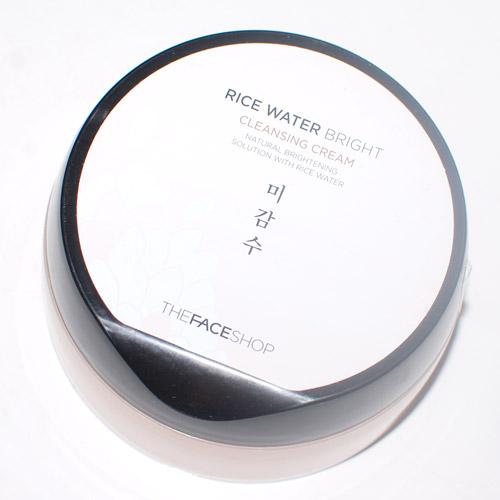 Kem tẩy trang tinh chất gạo Rice Water Bright Cleansing Cream