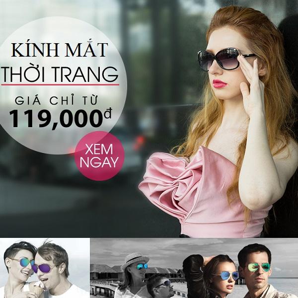Shop kính mắt thời trang