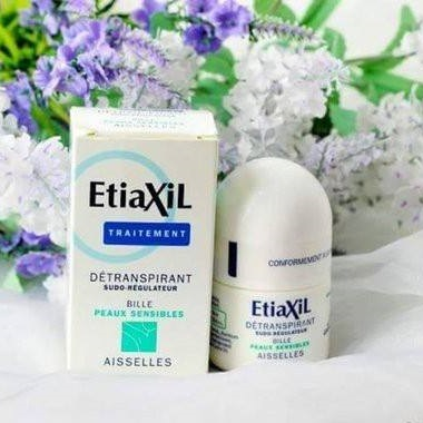 Etiaxil Detranspirant Traitement Roll-On