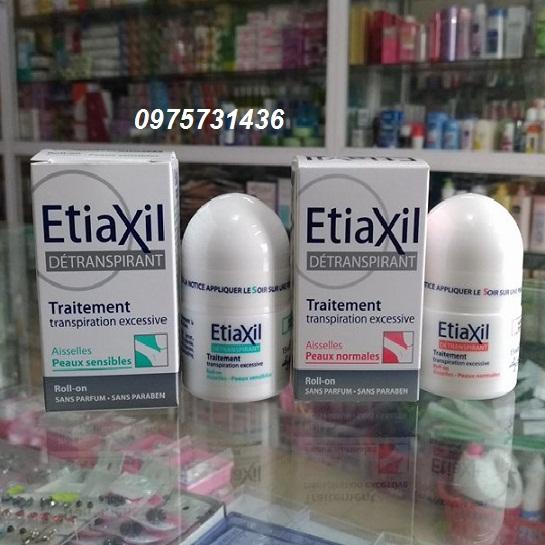 Lăn khử mùi đặc trị mùi hôi Etiaxil