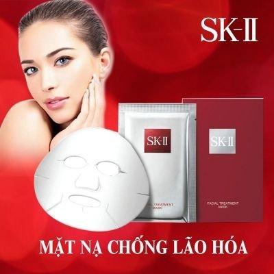 Mặt Nạ Chống Lão Hóa SK-II Facial Treatment Mask