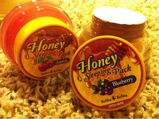 Mặt nạ ngủ Holika Holika Honey Sleeping Pack