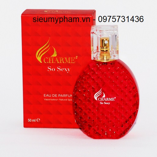 Nước hoa Charme So Sexy 50ml