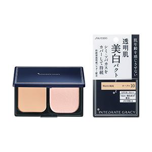 Phấn phủ Shiseido integrate Gracy Nhật