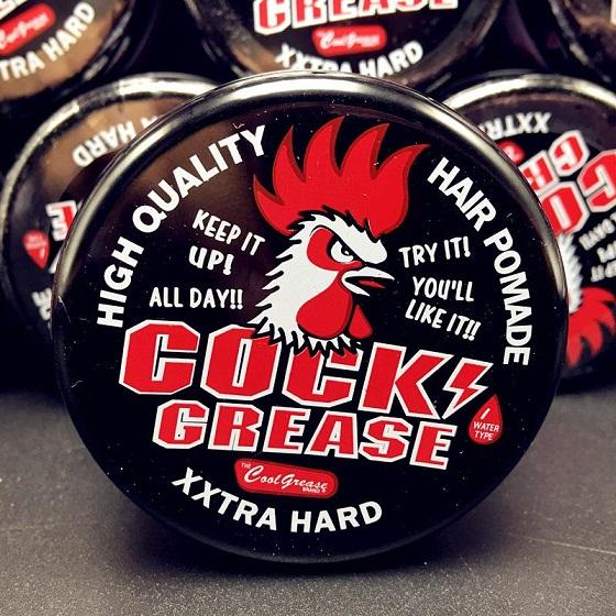 Sáp vuốt tóc Cock Grease