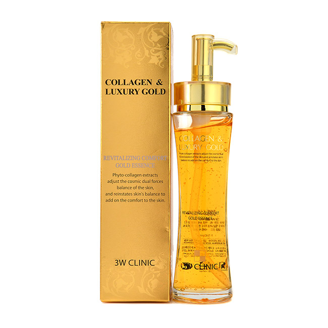 Serum 3w Clinic Collagen Luxury Gold Hàn Quốc
