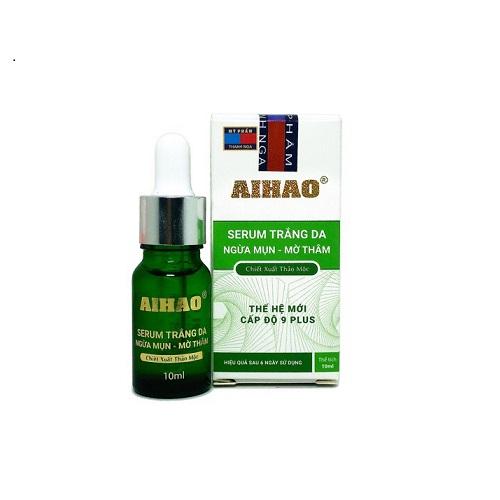 Serum trắng da ngừa mụn mờ thâm Aihao