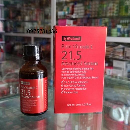 Serum Pure Vitamin C 21.5 Hàn Quốc