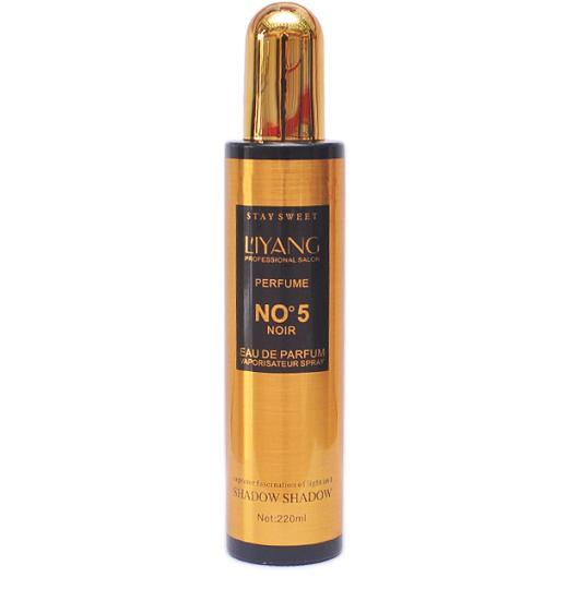 Xịt dưỡng tóc Liyang hương nước hoa No5