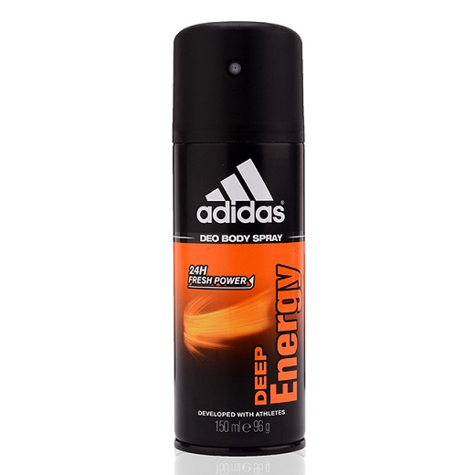 Xịt khử mùi Adidas Deep Energy