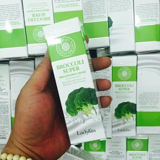 Kem dưỡng trắng bông cải xanh