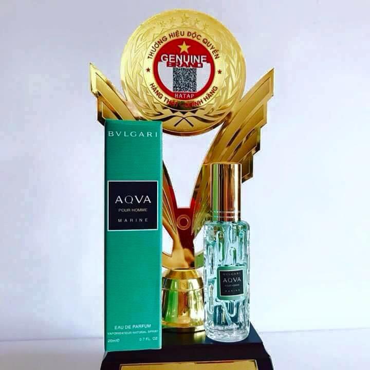 Nước hoa chiết Aqva